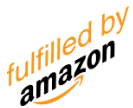 Fulfilled by Amazon badge