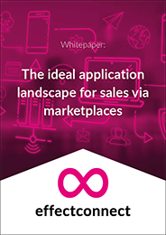 The ideal applicationlandscape for sales via marketplaces - ENG - frontcover